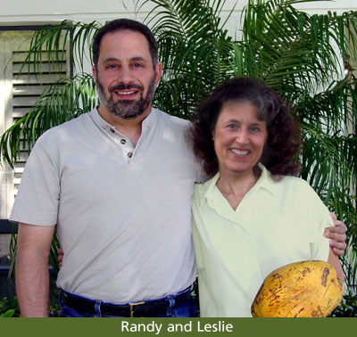 leslie and randy
